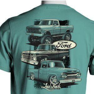 Comfort Colors Ford Trucks Preshrunk Cotton TShirt